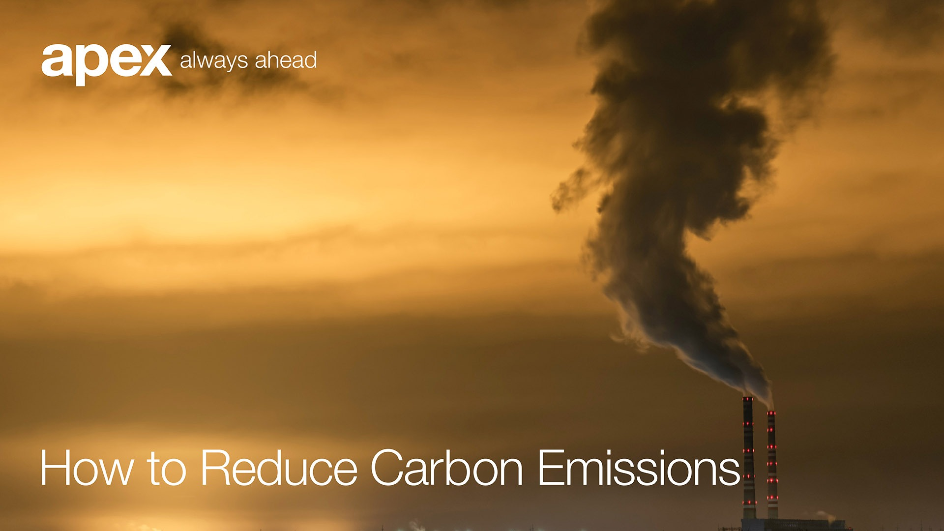 How to Reduce CO2 Emissions in Steel Manufacturing